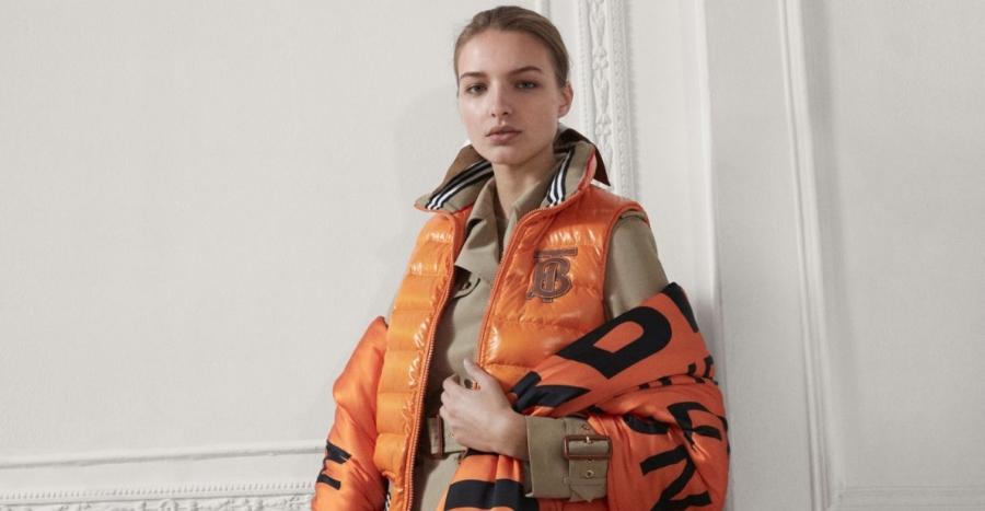 Burberry collezione Pre-Fall 2019: i nuovi codici stilistici per l'autunno inverno