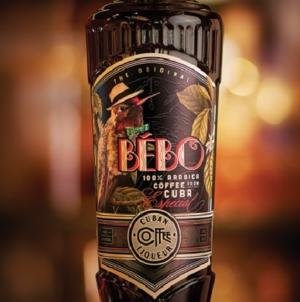 Cafe Bébo liquore caffè: un vivace omaggio all'anima gioiosa di Cuba