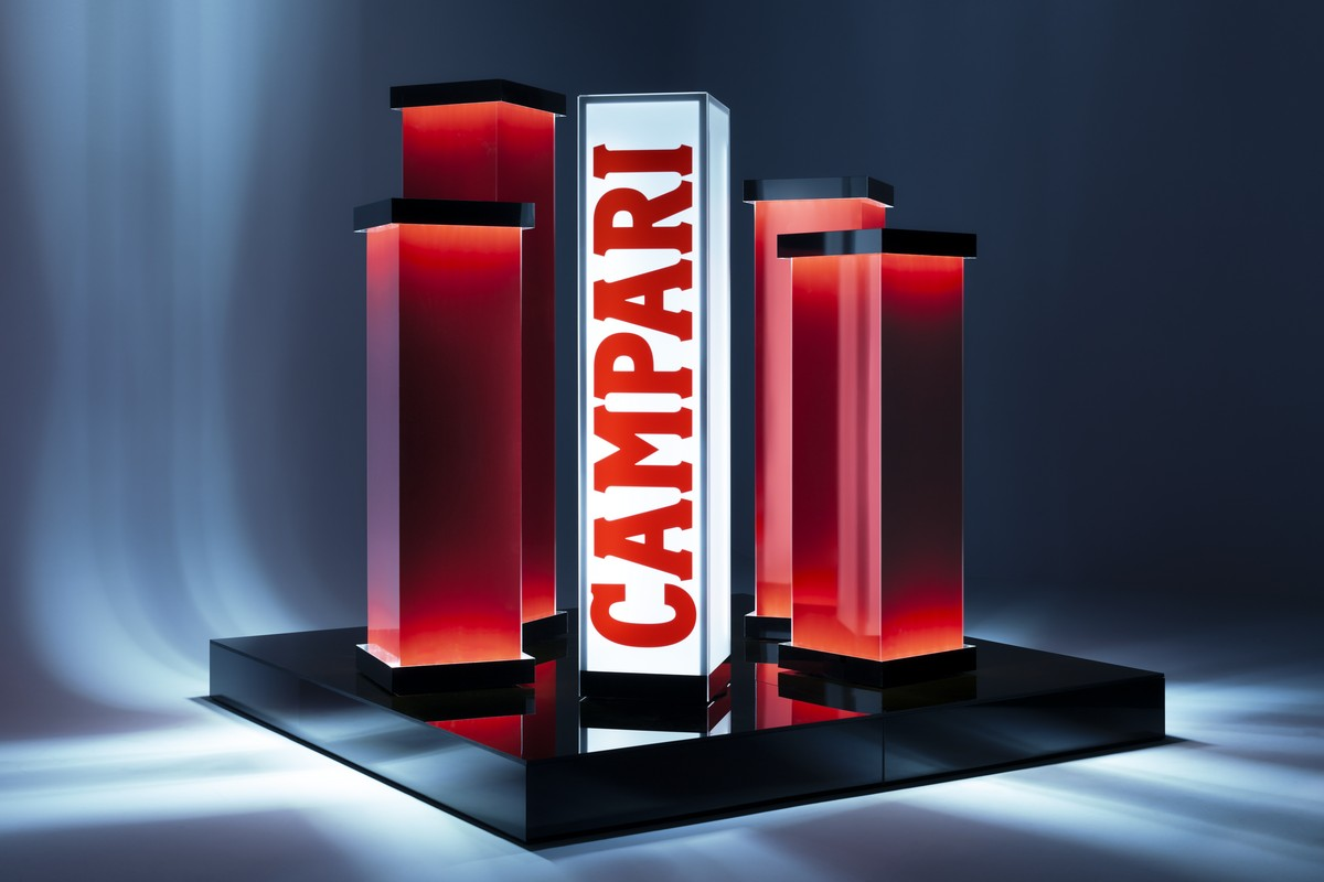 Campari Red Passion On Air