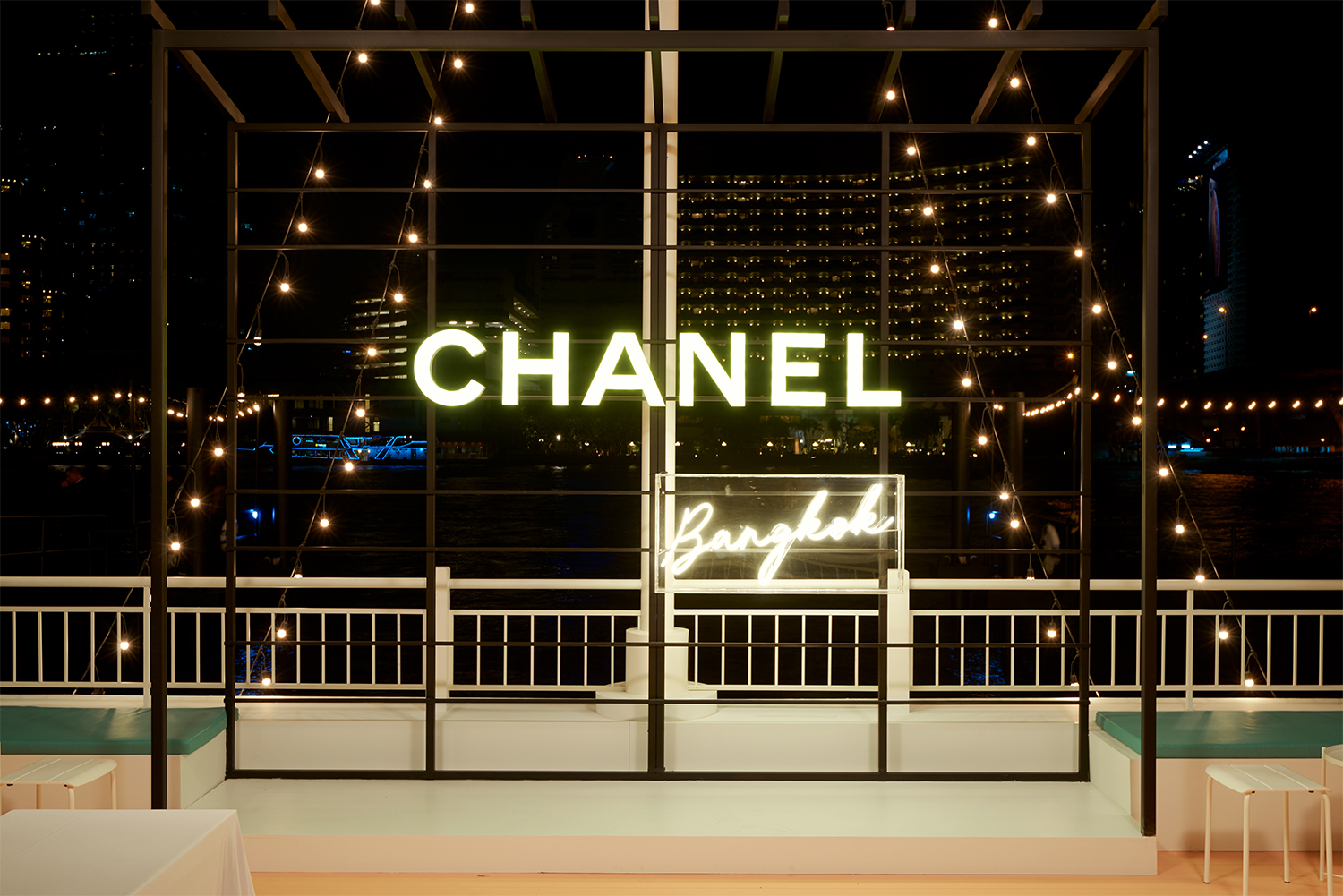Chanel Cruise 2018 Bangkok