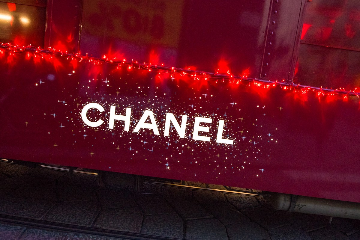 Chanel Piazza della Scala Milano