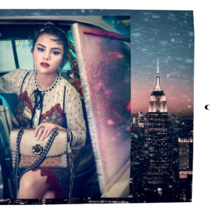 "Coach campagna Natale 2018: il video ""Lights, Camera, Holiday"" con Selena Gomez"