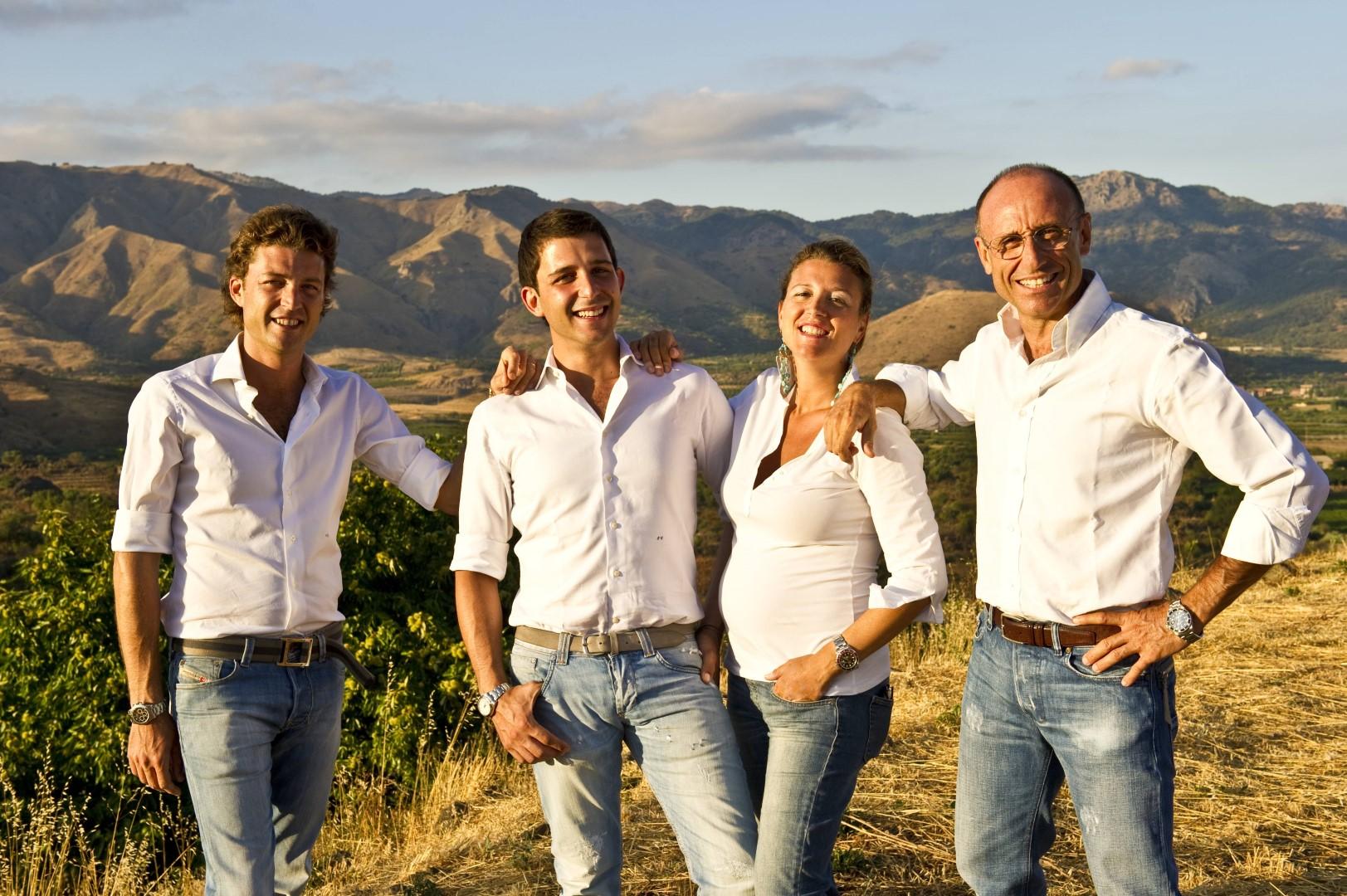 Cottanera vini Etna Sicilia