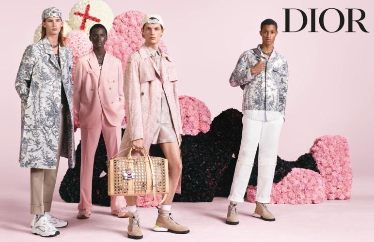 Dior Homme campagna estate 2019: il nuovo stile maschile