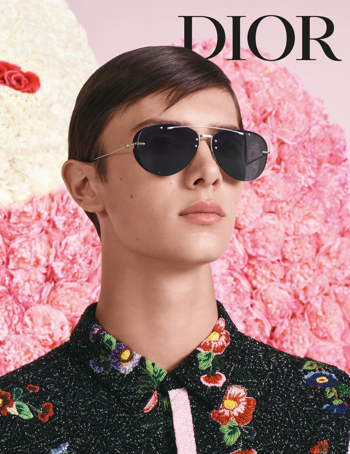 Dior Homme campagna estate 2019