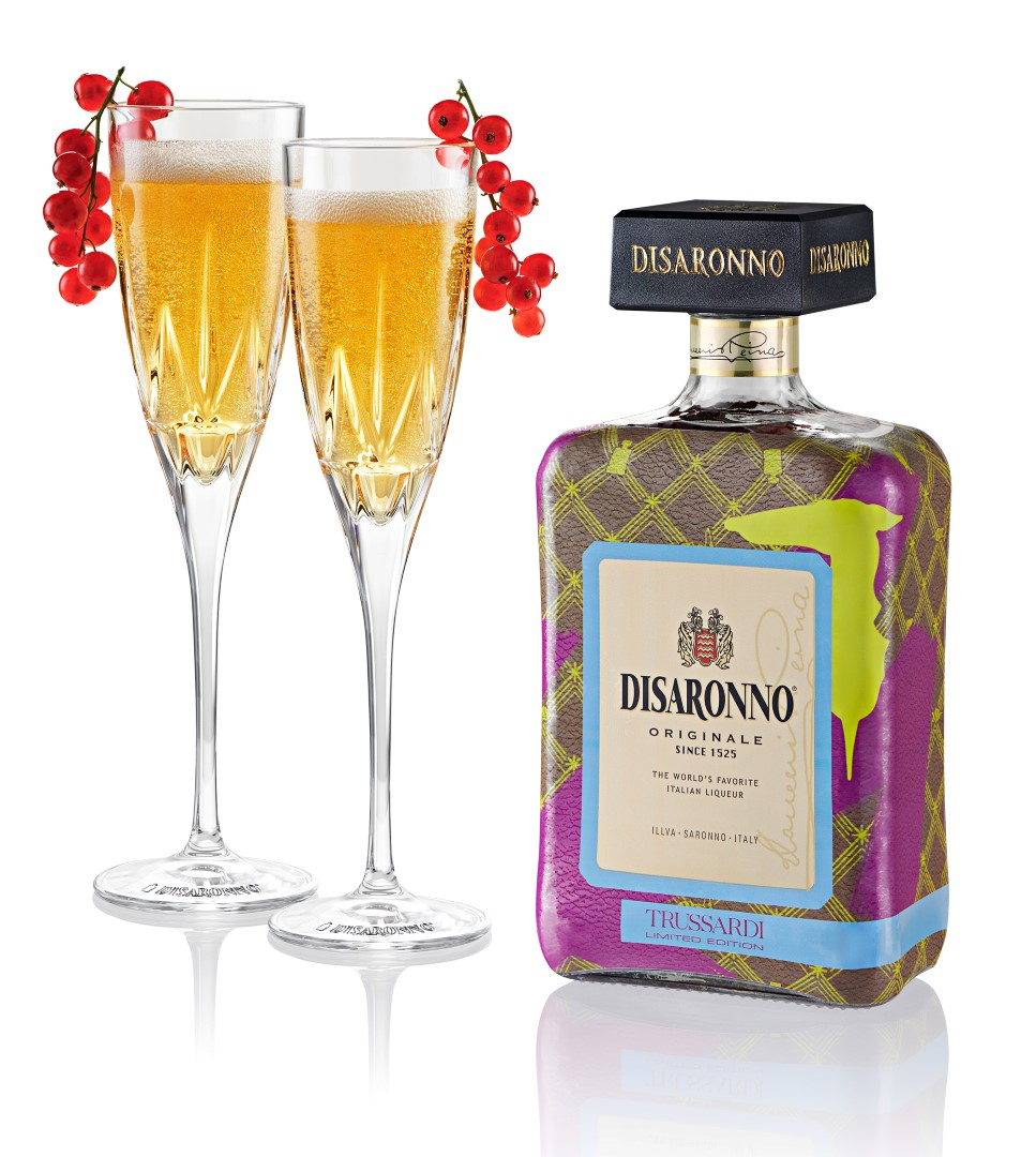 Disaronno Trussardi limited edition 2018