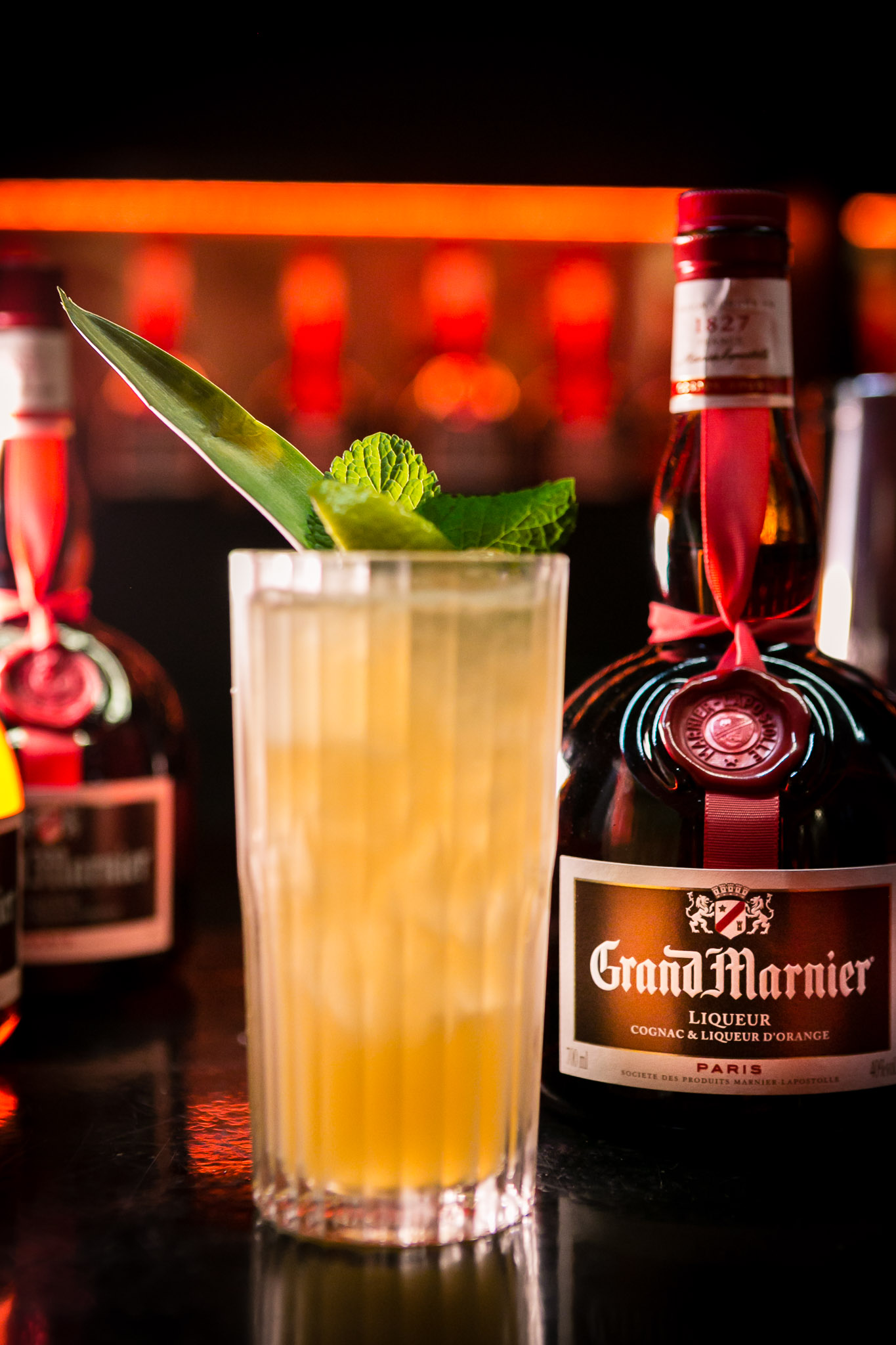Grand Marnier cocktails 2018