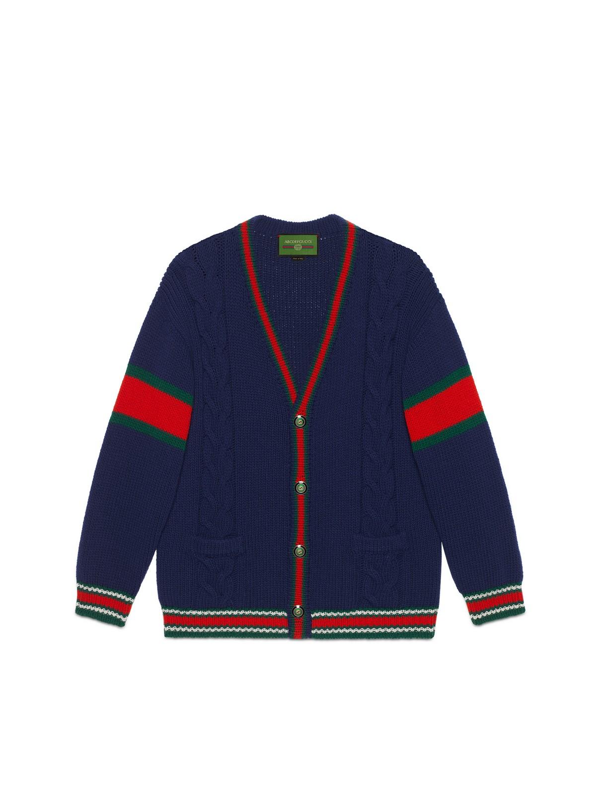 Gucci DIY maglieria 2018