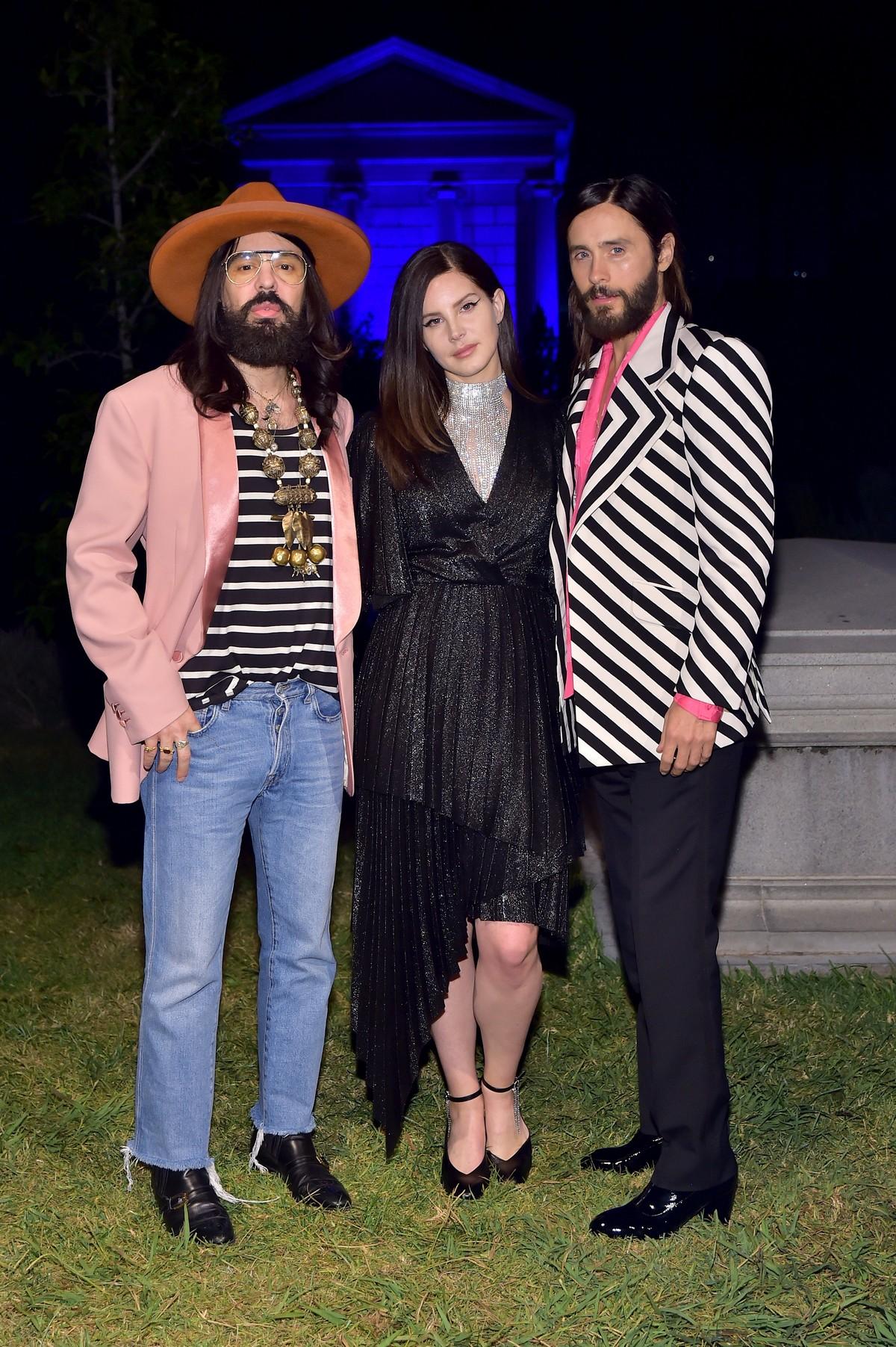 Gucci Guilty Jared Leto Lana Del Rey