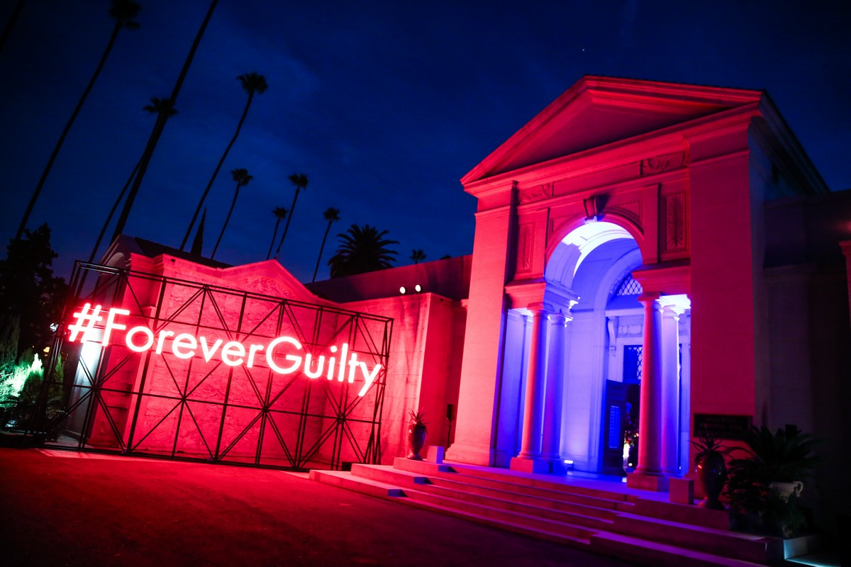 Gucci Guilty party Los Angeles