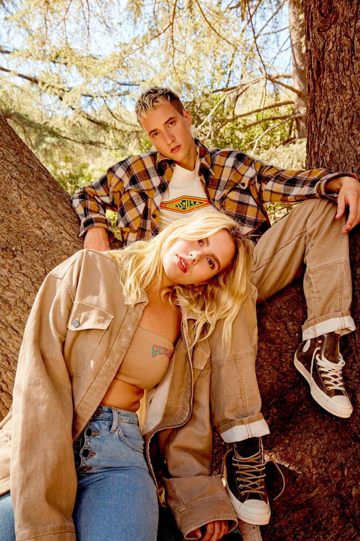 Guess Jeans USA autunno 2018