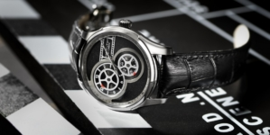 Hamilton Jazzmaster Regulator Cinema: il design asimmetrico d'impatto
