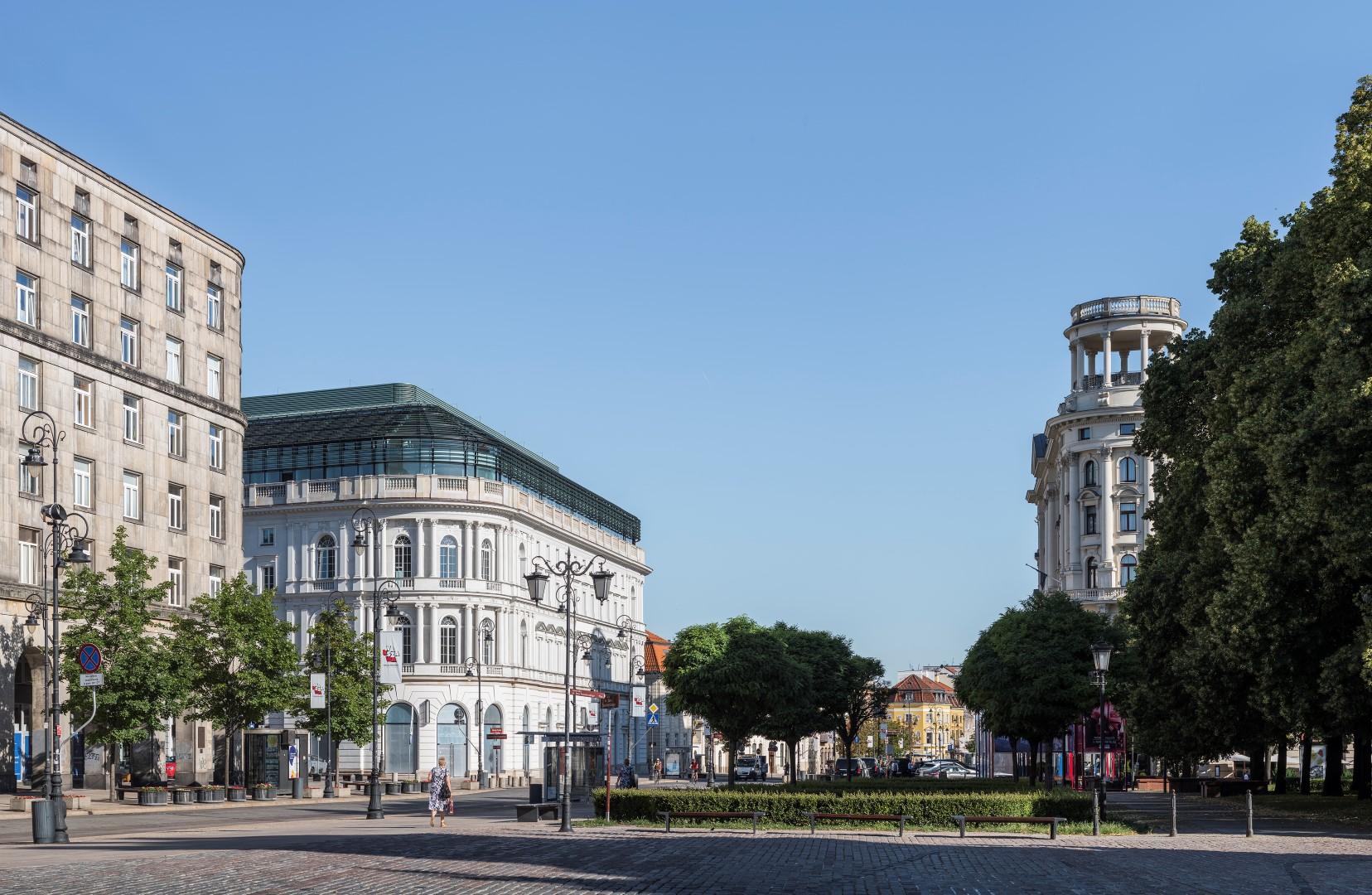 Hotel Raffles Europejski Warsaw