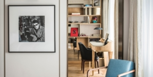 Hotel Raffles Europejski Warsaw: l'eleganza della rubinetteria Dornbracht