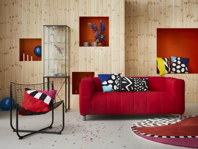 Ikea 75 anniversario 2018: Gratulera, la collezione vintage in limited edition