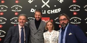 Il Ristorante degli Chef RAI 2: Faber partecipa al talent culinario