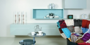 Poltrone design moderno Lago: Huggy, il rifugio ideale per le fredde sere invernali
