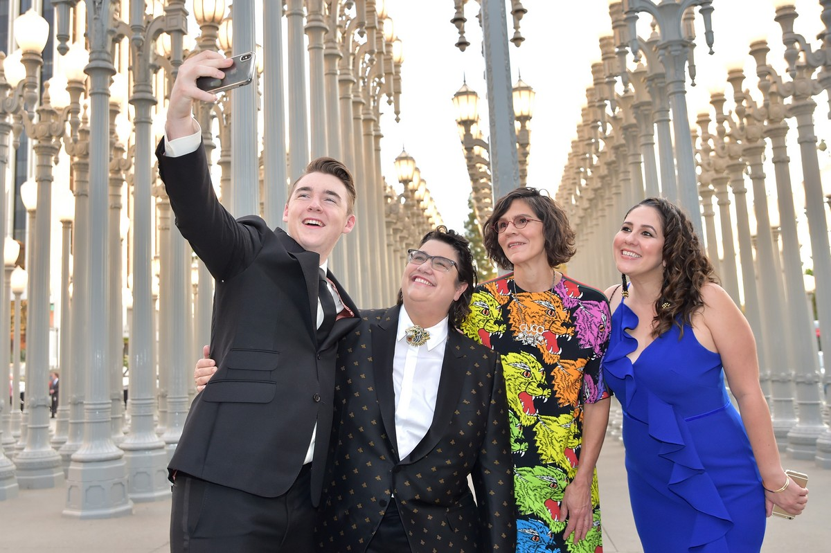 Lacma Art and Film Gala 2018 red carpet