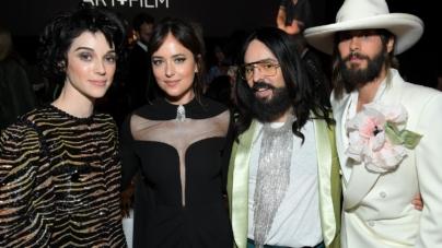 Lacma Art and Film Gala 2018: Catherine Opie e Guillermo del Toro, tutte le star