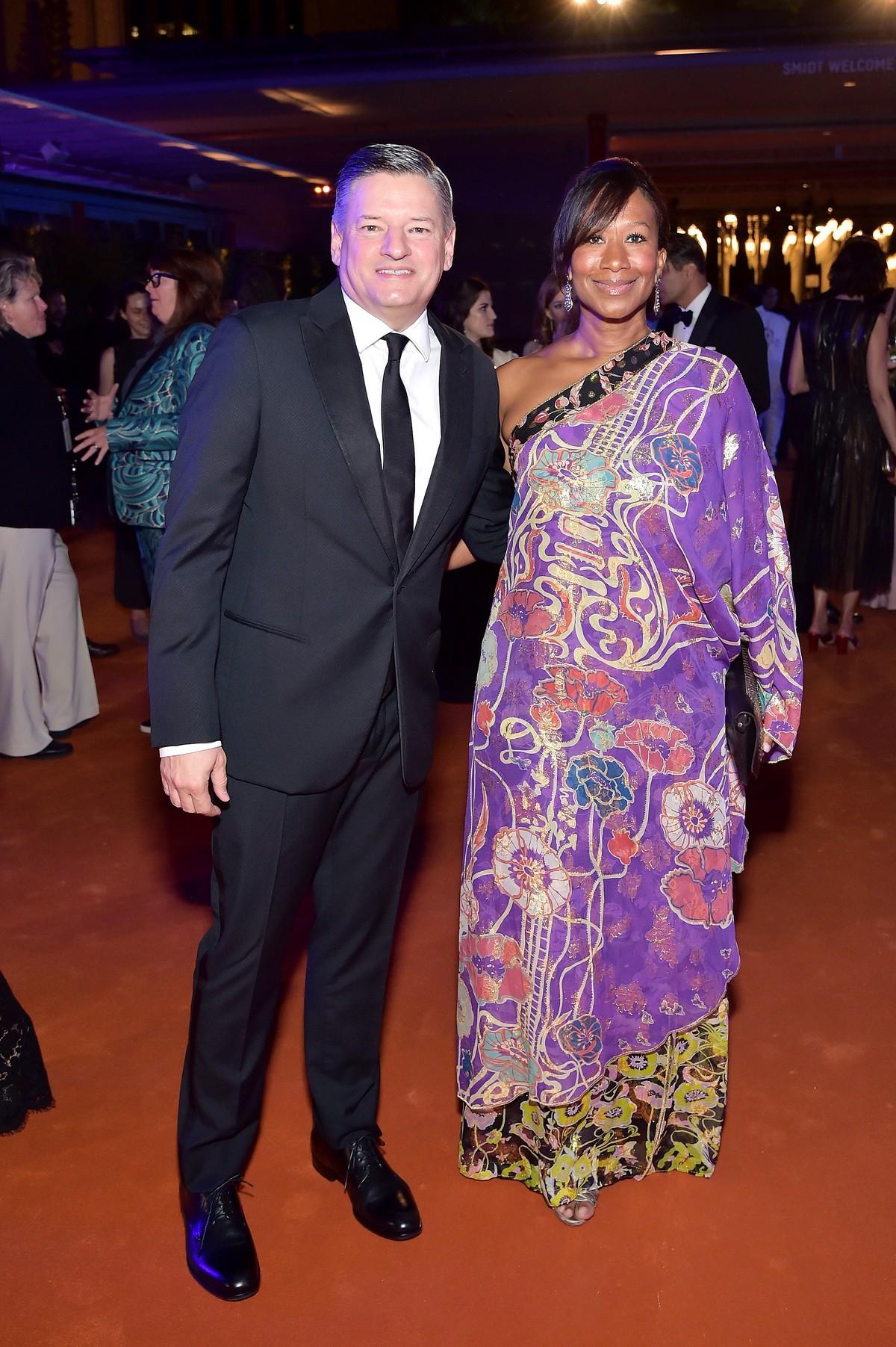 Lacma Art and Film Gala 2018 red carpet