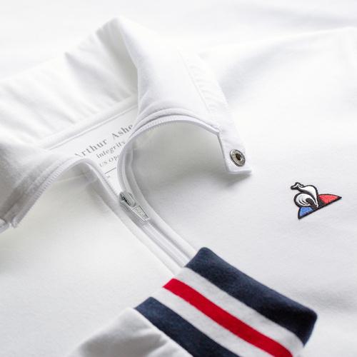 Le coq sportif Arthur Ashe: la collezione Integrity dedicata al tennista statunitense