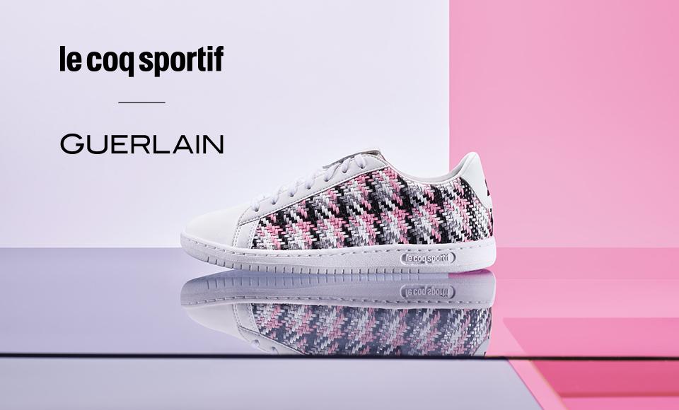 Le coq sportif Guerlain 2018