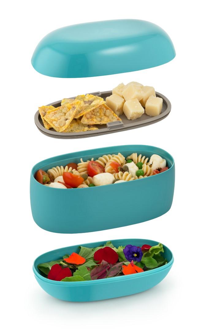 Lunch box Food à porter Alessi