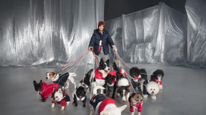 Moncler Poldo Dog Couture: la mini collezione dedicata agli amici a quattro zampe