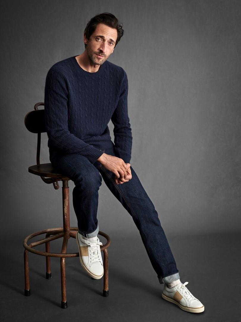 Mango Man Adrien Brody