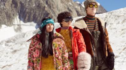 Moncler Grenoble autunno inverno 2018: la gioiosa eleganza