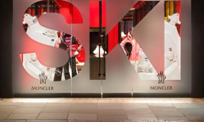 Moncler Sloane Street Londra: il primo temporary store dedicato a Grenoble