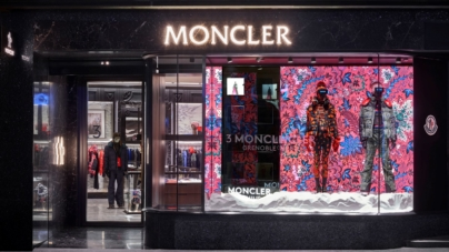 Moncler boutique Svizzera Lucerna: il nuovo store in St. Grendelstrasse