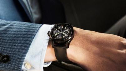 Montblanc Summit 2 smartwatch: tecnologia ed eleganza al polso