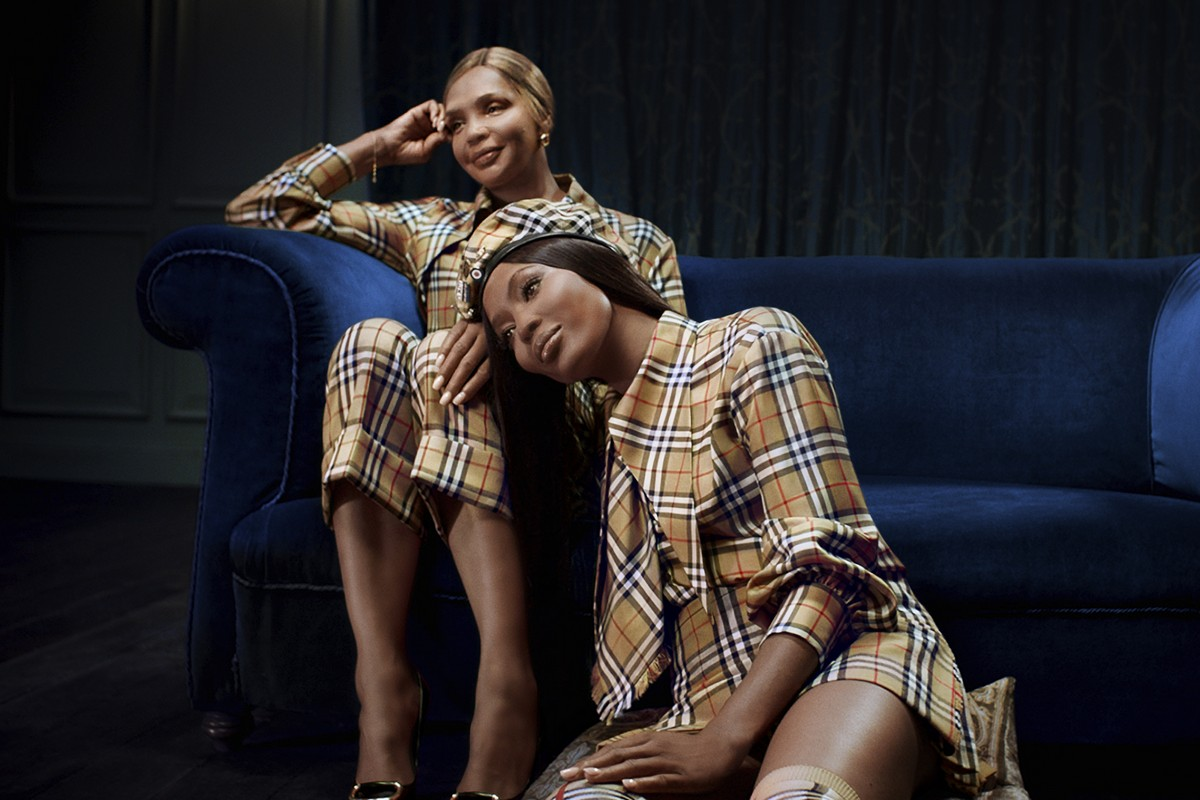 Burberry campagna Holiday 2018