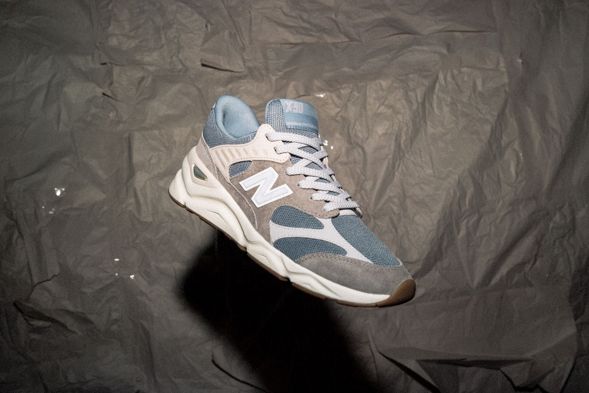 5a0d376e921975 New Balance X-90 Reconstructed | sneakers | foto