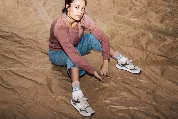 New Balance X-90 Reconstructed: la nuova sneakers con dettagli premium