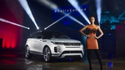Nuova Range Rover Evoque 2019: il party a Londra con Guy Ritchie, Richard Madden e Adwoa Aboah