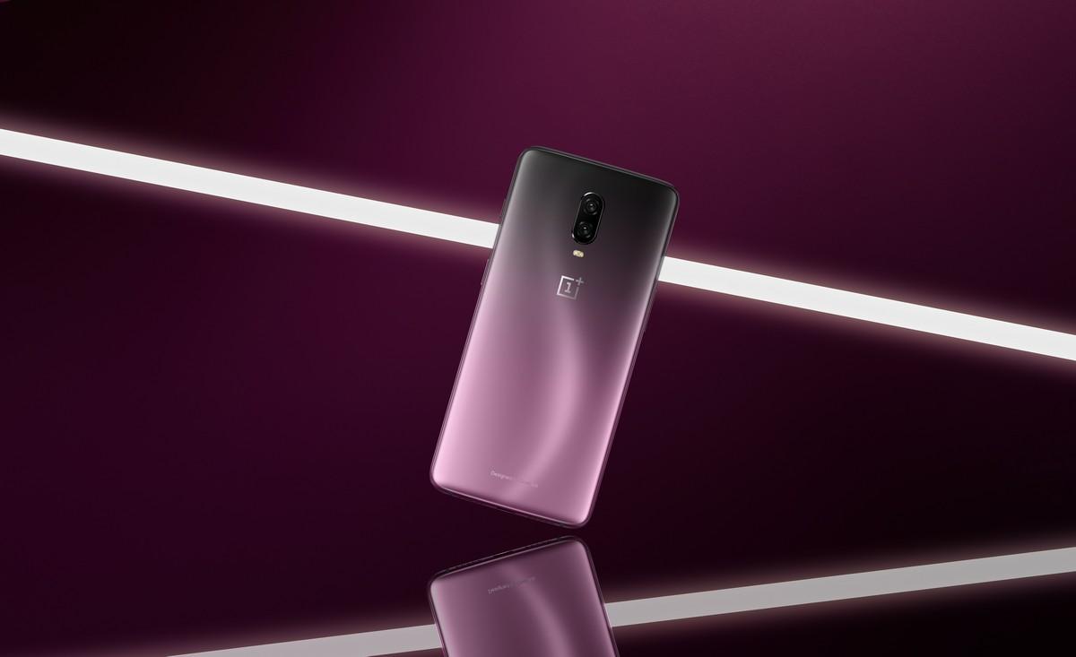 OnePlus 6T Thunder Purple