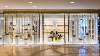 René Caovilla Hong Kong: aperto il nuovo flagship store