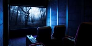 Sala cinema in casa moderna: Samsung LED for Home, un intrattenimento senza precedenti