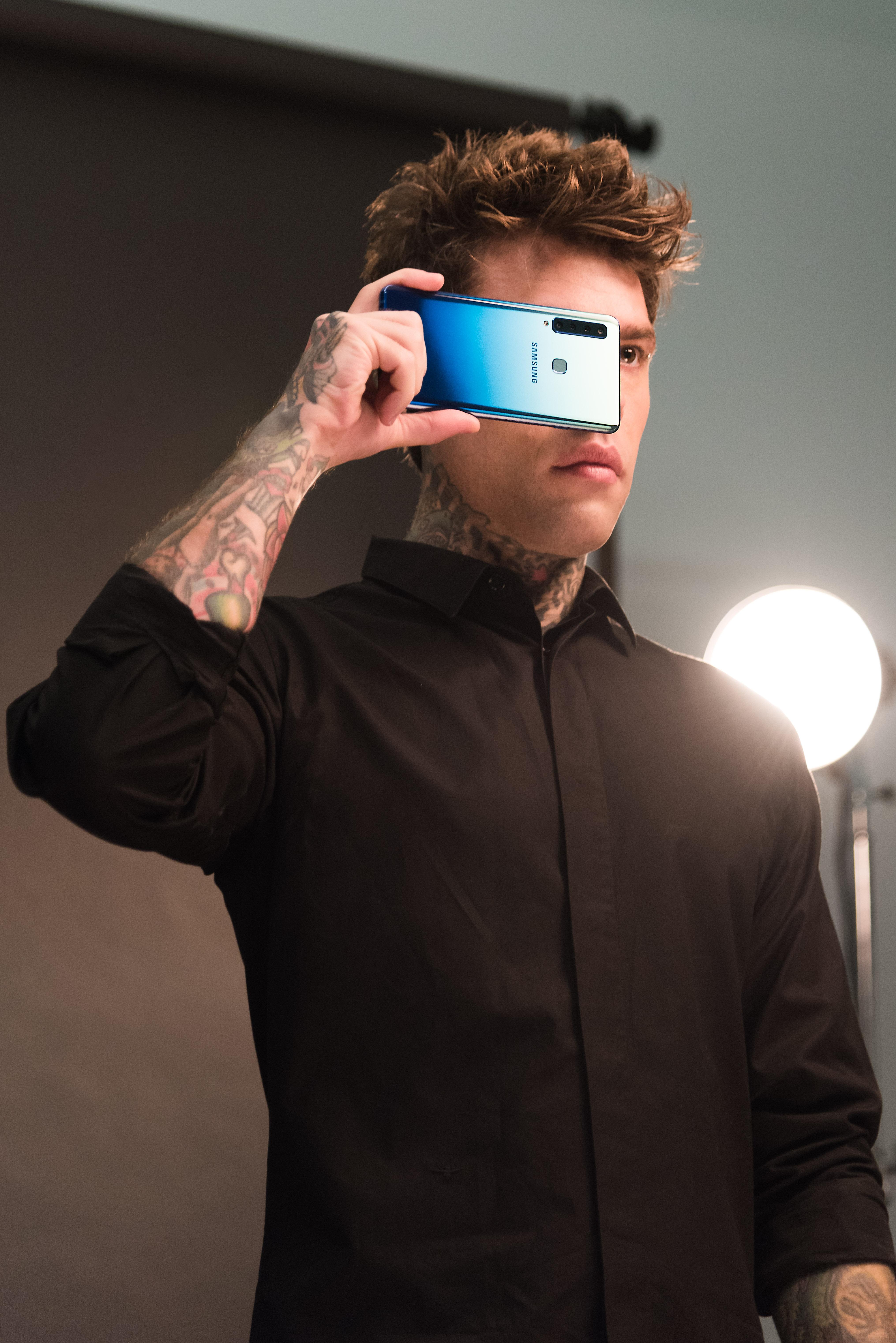Samsung Galaxy A9 Fedez