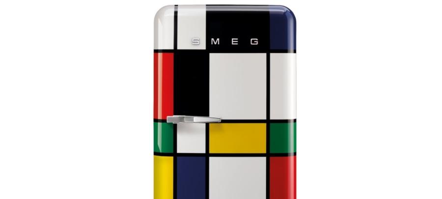 Smeg frigorifero FAB28: l'icona del design sintesi perfetta di tecnologia e stile