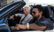 Sting e Shaggy Abarth 124 spider: star del video Gotta Get Back My Baby