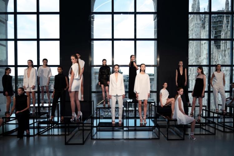 Tendenze moda estate 2019: la femme fatale contemporanea di Albagía