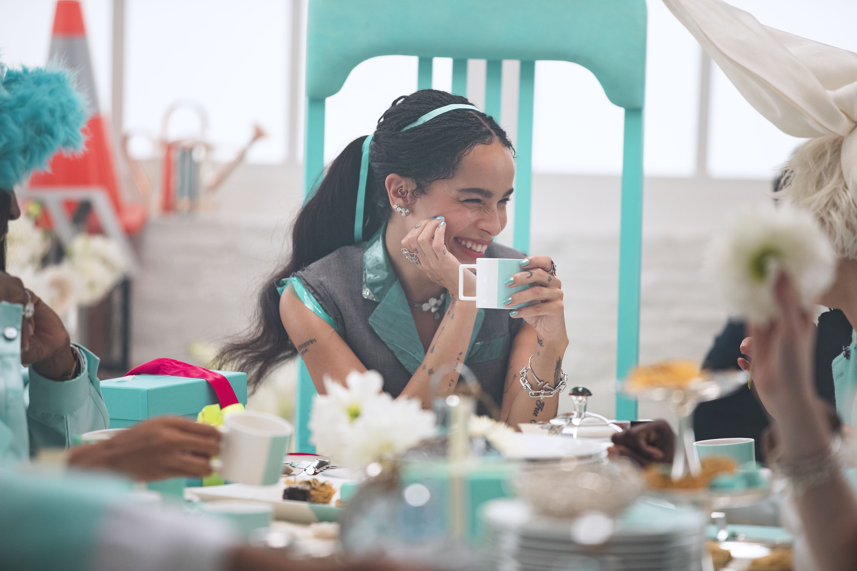 Tiffany & Co campagna Natale 2018: il video Believe in Dreams con Zoë Kravitz