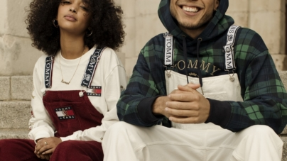 Tommy Hilfiger Crest autunno 2018: la nuova capsule collection Tommy Jeans
