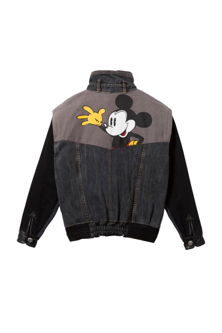 Topolino 90 anni giacca Desigual