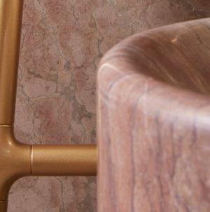 Tubes Scaletta scaldasalviette 2018: Plug&Play nella nuova limited edition color oro