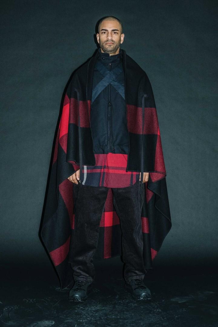 Woolrich Engineered Garments autunno 2018