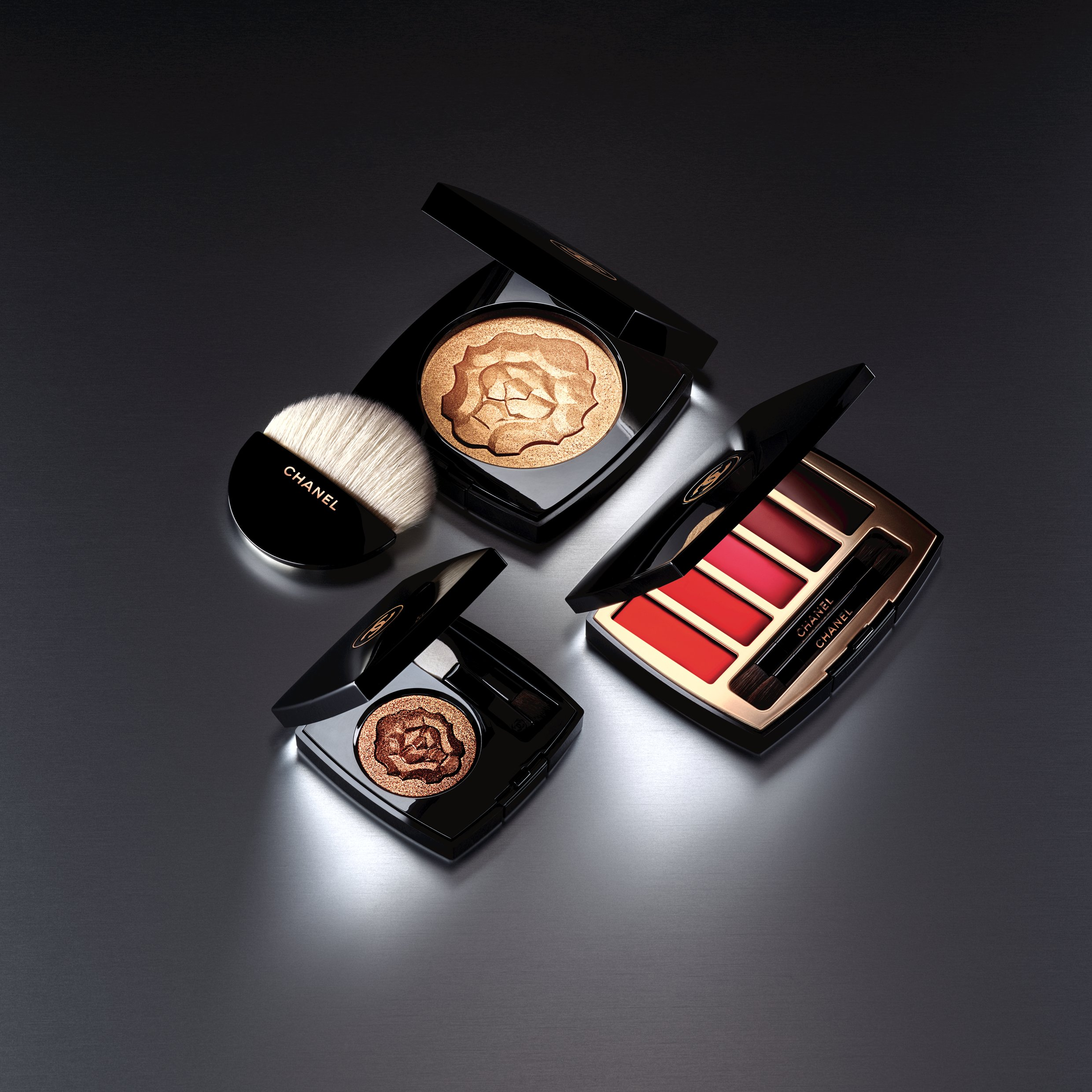 Chanel make up Natale 2018